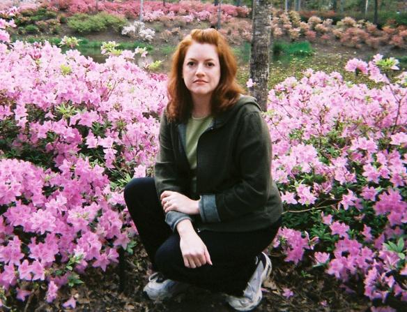 Sheila at Callaway Gardens